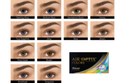 AIR OPTIX COLORS (2 linser)