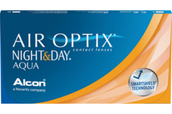 AIR OPTIX NIGHT&DAY AQUA (6 linser)