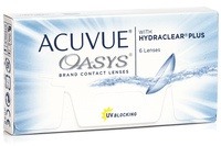 Acuvue Oasys (6 linser)