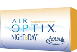 Air Optix Night & Day Aqua 3 stk