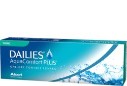 Dailies Aquacomfort Plus Toric 30 stk