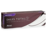 Dailies Total 1 Multifocal (30 linser)