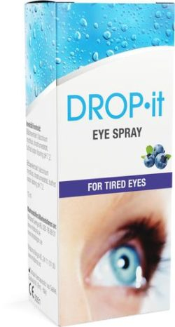 Drop-it Tired eyes spray