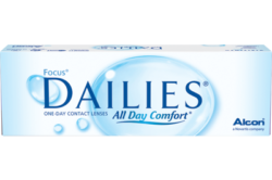 Focus DAILIES All Day Comfort (180 linser)