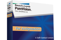 PureVision Toric for Astigmatism (6 linser)