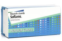 SofLens Natural Colors (2 linser)