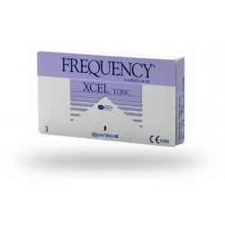 Frequency Xcel Toric XR, 3-pk
