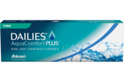 DAILIES AquaComfort PLUS Toric (30 linser)