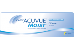 1-DAY ACUVUE MOIST for ASTIGMATISM (30 linser)